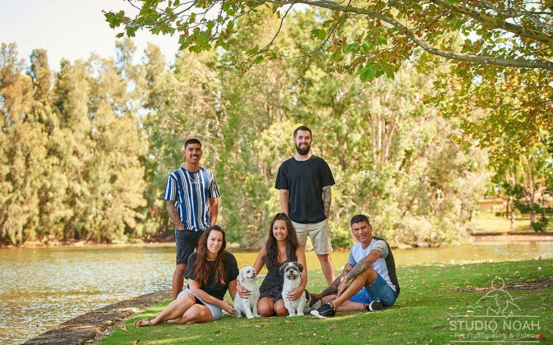 Family Photography with Milo & Oreo